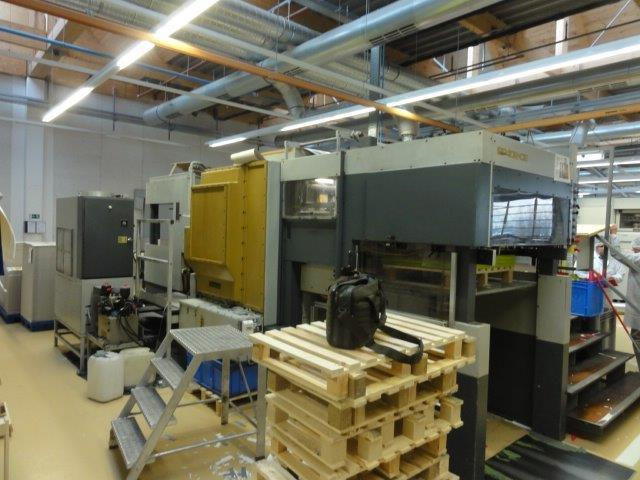 1986 Bobst SP 102 CE